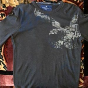 American Eagle Long Sleeve thermal top